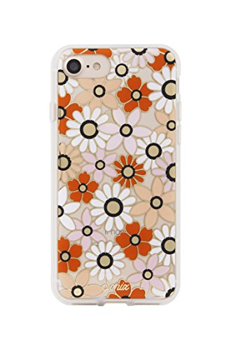 iPhone 8 / iPhone 7, Sonix CARNATION Cell Phone Case - Military Drop Test Certified - Retail Packaging - SONIX Clear Case Series for Apple (4.7') iPhone 7, iPhone 8