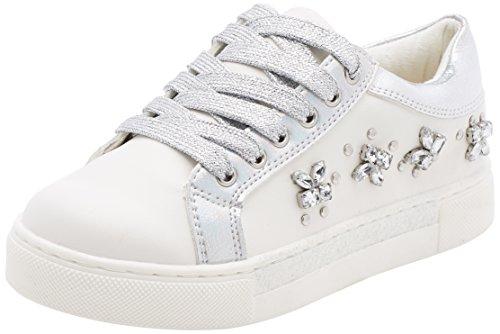 BATA 321304, Zapatillas Para Niñas Bianco
