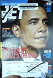 Jet Magazine (Nov 2012) President Barack Obama - I am Legend