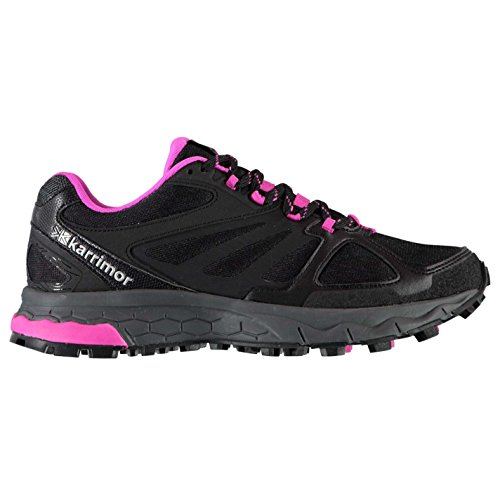 Karrimor Shoes 5 Trail Black Running Pink Womens Tempo wqqrzxXv
