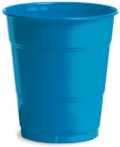 True Blue Plastic Cup - 5