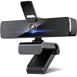 Flashandfocus.com 416-79v7hmL._SS300_ Webcam with Microphone, 2021 DEPSTECH 2K HD Streaming Camera for Computer with Privacy Cover, USB Webcam, Plug and Play…