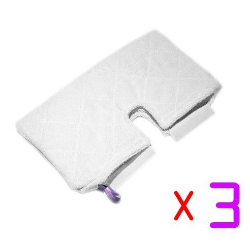 Astar Rectangle Microfiber Pad for Shark Pocket Steam Mop S3