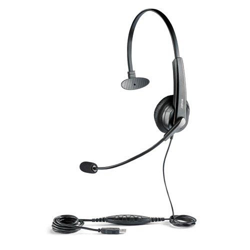 Jabra Biz 620 Mono USB Oc Ear Cushions Ms Oc ()