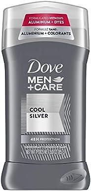 Dove Men+Care Deodorant Stick Cool Silver 48HR Protection + Triple Action Moisturiser 85 g