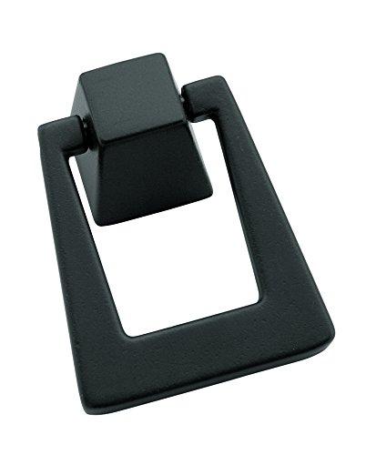 Amerock BP55274BBR Blackrock Cabinet Pulls, 1-13/16 inch (46 Millimeter) Length, Black Bronze
