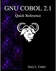 GNU COBOL 2.1 Quick Reference