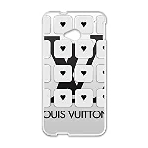 LV Louis Vuitton design fashion cell phone case for HTC One M7