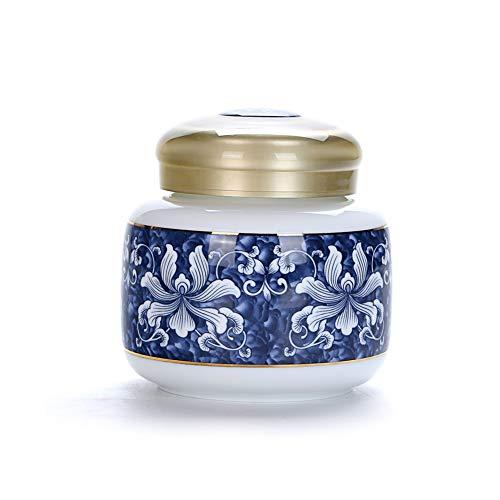 white porcelain urn - 9