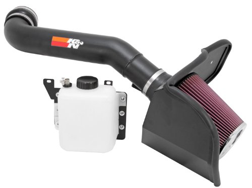 K&N 77-2579KTK Performance Intake Kit