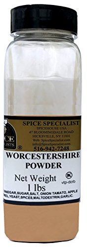 Chef Cherie's Worcestershire Powder - 1 lb in Plastic Container by Chef Cherie