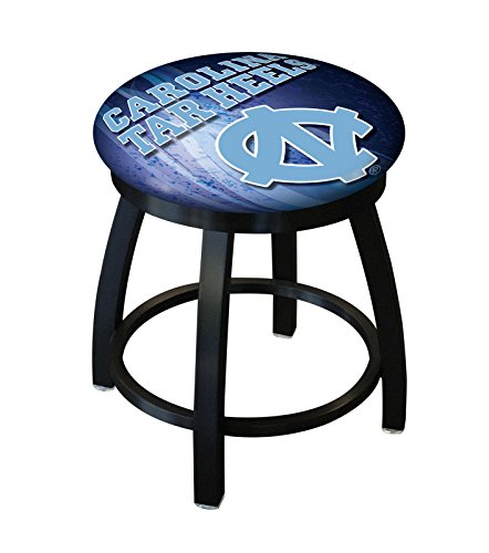Holland Bar Stool Officially Licensed L8B2B University Of North Carolina Swivel Stool, 18