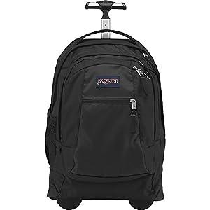 JanSport Driver 8 Core Series Wheeled Backpack(Black)