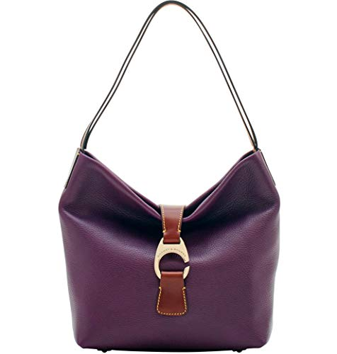 And Bourke Dooney Bag Hobo - Dooney & Bourke Derby Pebble Hobo Shoulder Bag