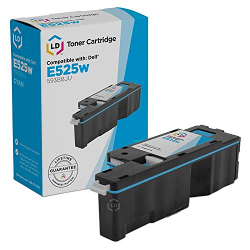 LD Compatible Toner Cartridge Replacement for Dell 593-BBJU H5WFX ()