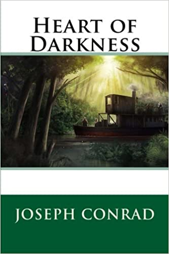 Heart of Darkness: Conrad, Joseph: 9781514713846: Amazon.com: Books