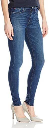 Hudson Jeans Women's Barbara High Waist Super Skinny Jean