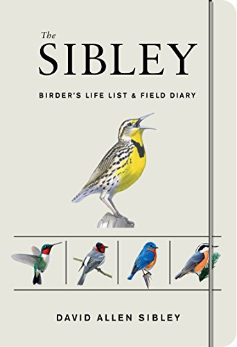 North American Journal (The Sibley Birder's Life List and Field Diary)
