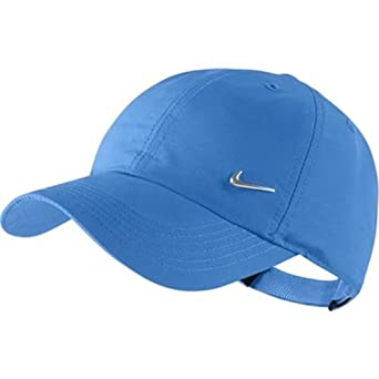 263303804b2 Image Unavailable. Image not available for. Color  Nike Men s Heritage  Metal Swoosh Cap ...