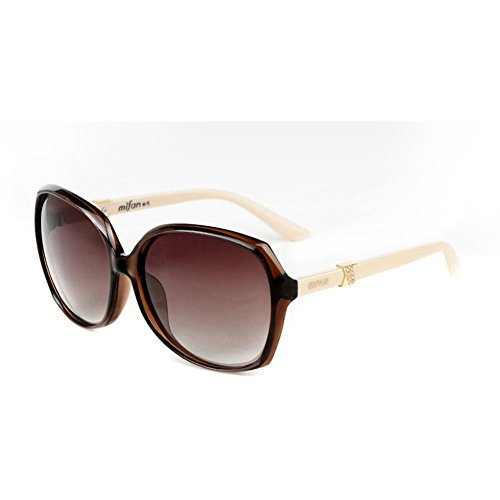 de 3 Sol Femeninas Gafas Coreanas Delgadas Gafas DT 3 Color Gafas polarizadas Sol de T6xFCqCpw