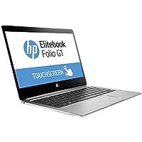 HP EliteBook Folio G1 Business Laptop: 12.5 (1920x1080) TOUCHSCREEN | Intel Core M5-6Y54 | 256GB Opal2 SSD | 8GB RAM | Backlit keyboard | Windows 10 Professional