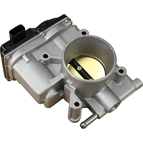 Brand New Genuine Oem Throttle Body Assembly For 2006-2010 Mazda 3 6 and 5 2.3L Non Turbo Oem Fit TB36