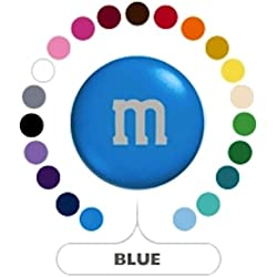M&M's Blue Milk Chocolate Candy 5LB Bag (Bulk)