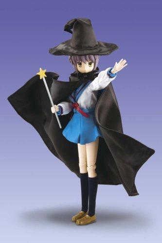 Yuki Nagato Witch Revoltech Figure HARUHI School Fest