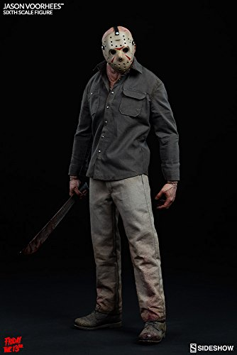 Sideshow Collectible Figure (Friday the 13th Part 3 Jason Voorhees 1/6 Collectible Figure)