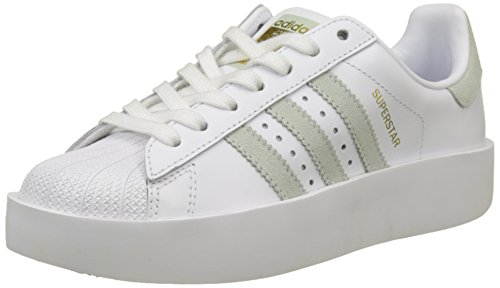 adidas Women's Superstar Bold W Low-Top Sneakers: adidas Originals: Amazon.co.uk: Shoes & Bags