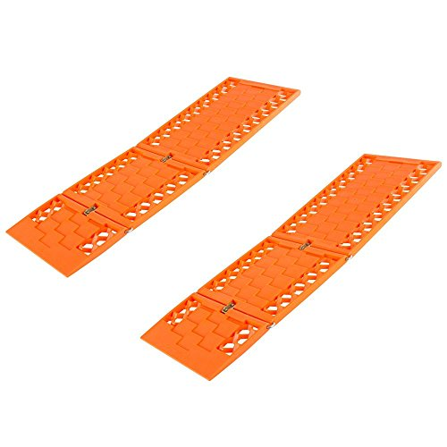 Discount Ramps Portable Light Duty Vehicle Traction Recovery Grip Track - Apex Recovery Max
