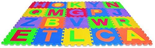 Edushape Edu-Tiles Letters, 26 Piece