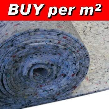 Pu Foam 12mm Thick Carpet Underlay Amazon Co Uk Diy Tools