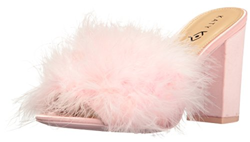 Katy Perry WoMen Bon Mule Baby Pink