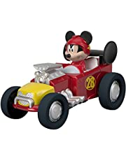 Fisher-Price FJJ37 Feature mickey_mouse Children's Vehicle, Red