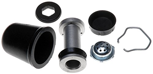 (ACDelco 18G1224 Professional Brake Master Cylinder Repair Kit with Clip, Boot, Washer, Caps, and Piston)