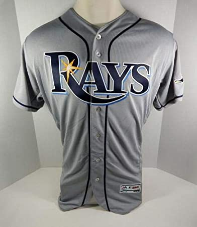 Amazon.com: Tampa Bay Rays Juniel Querecuto #9 Game Issued ...