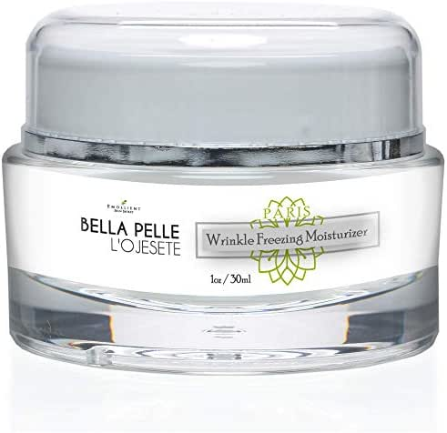 Bella Pelle L'ojesete Cream - Paris Wrinkle freezing Moisturizer by Emollient Skin Secret - Anti Wrinkle Cream Rapid Wrinkle Repair - Anti Wrinkle Night Cream - Ageless Anti Aging Advanced Formula