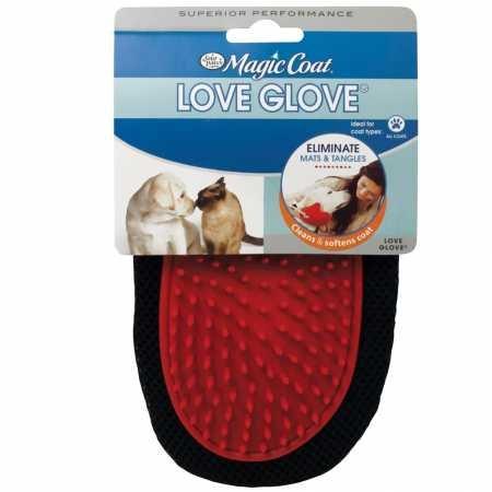 Love Glove Dog Grooming Mitt ()