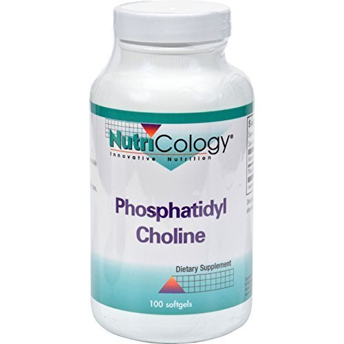 Nutricology Phosphatidylcholine 100 Sgel by Nutricology
