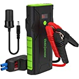 Bolt Power G33A 12V Car Jump Starter 1500A Peak Battery Booster for Gasoline Engines up to 8L, Diesel Engines up to 6.5L, Dual USB Ports and Type-C Portable Power Pack, Built-In LED Flashlight