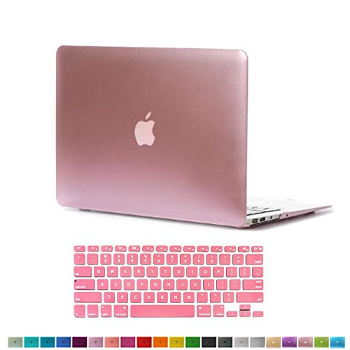 Versality Perfect Fit Hard Case Cover for MacBook Air 13....