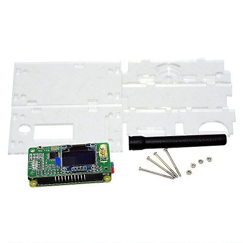 Toogoo Asmbled For Raspberry Pi Zero MMDVM Hotspot Antenna 8G TF Card OlED  Display