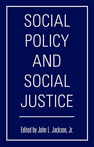 Social Policy and Social Justice