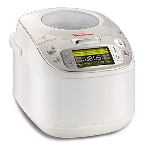 Moulinex Maxichef Advance MK8121 Robot de Cocina, 750 W, Aluminio, Plata Premium