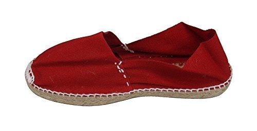 Alpargatus Espadrille Rød