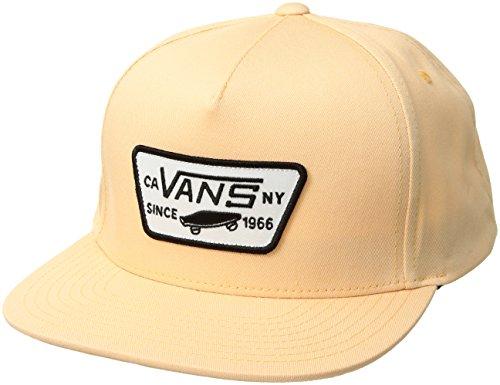 Vans_Apparel Full Patch Snapback, Gorra de Béisbol para Hombre Naranja (Apricot Ice P1J)