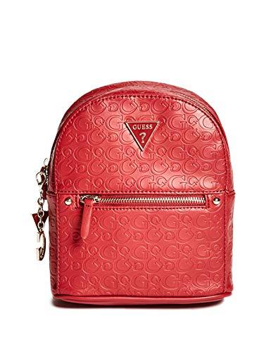 GUESS Factory Womens Lilya Logo Convertible Mini Backpack