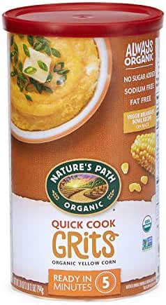 Oatmeal: Nature's Path Quick Cook Grits