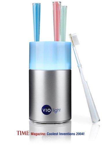 Violife VIO100 Toothbrush Sanitizer and Storage System